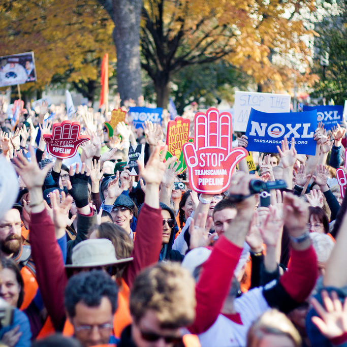 Sign the 350.org Unity Letter to President to Reject Keystone XL