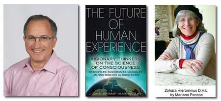 Zohara interviewed by Philip Comella about her book, The Future of Human Experience