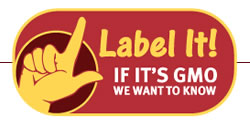 Donate Today For GMO Info on Food Labels