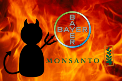 Bayer and Monsanto: A Marriage Made in Hell
